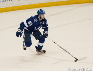 Stamkos will want more in playoffs