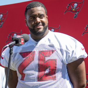 Smith believes he's a left tackle./ANDREW J. KRAMER