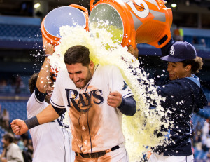 Kiermaier has been an interesting perspective for RTays /ANDREW J. KRAMER