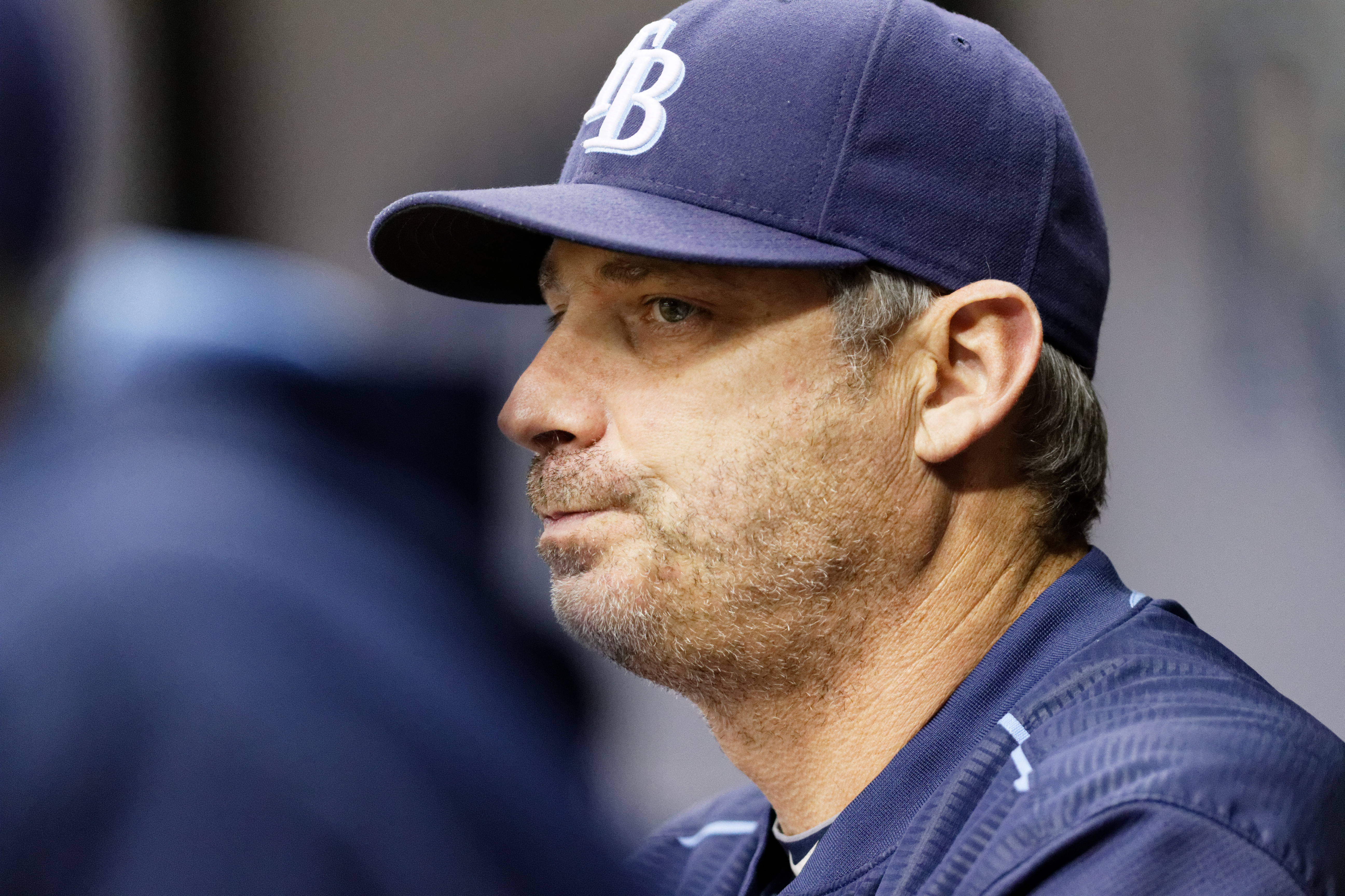 Rays dismiss hitting coach Derek Shelton../JEFFREY S. KING