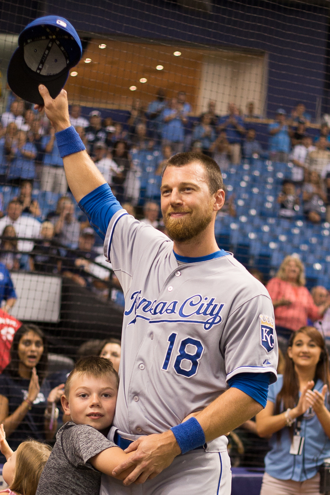 Should Rays get a Series share because of Zobrist?./ANDREW J. KRAMER