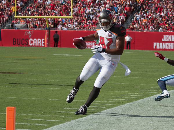 Seferian-Jenkins has loads of potential, but he's missed too much time.