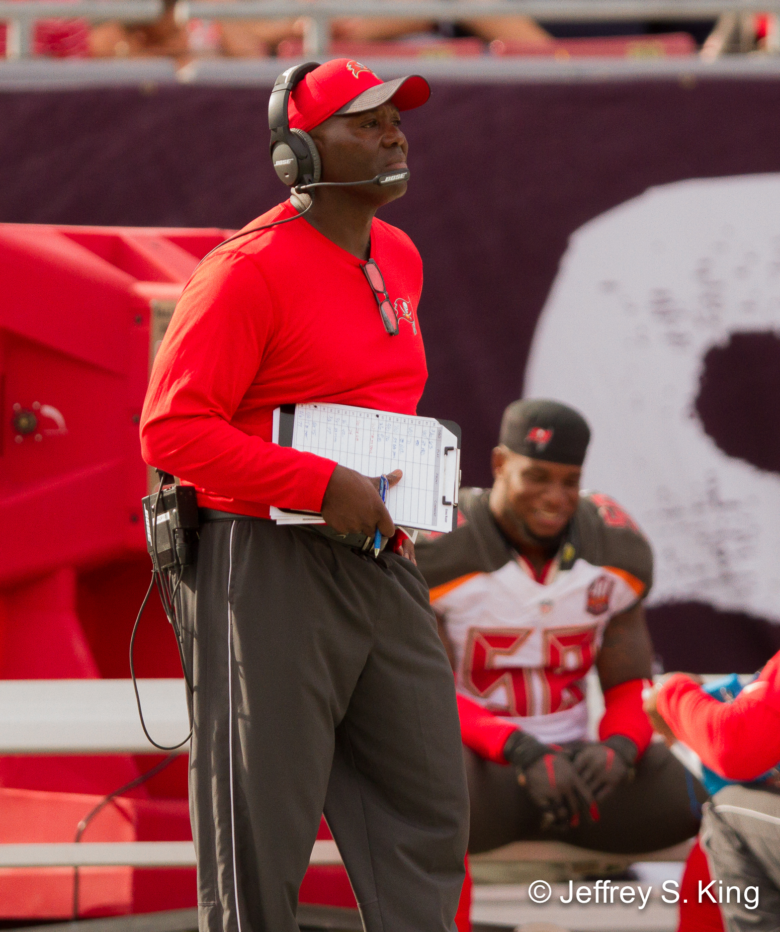 Lovie Smith believes his team will get hot at the right time.