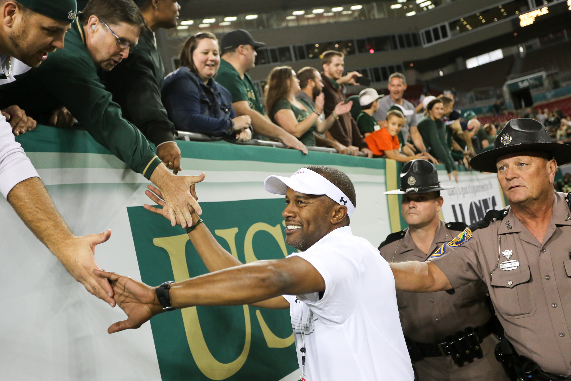 USF could spell inclusion into Big 12.