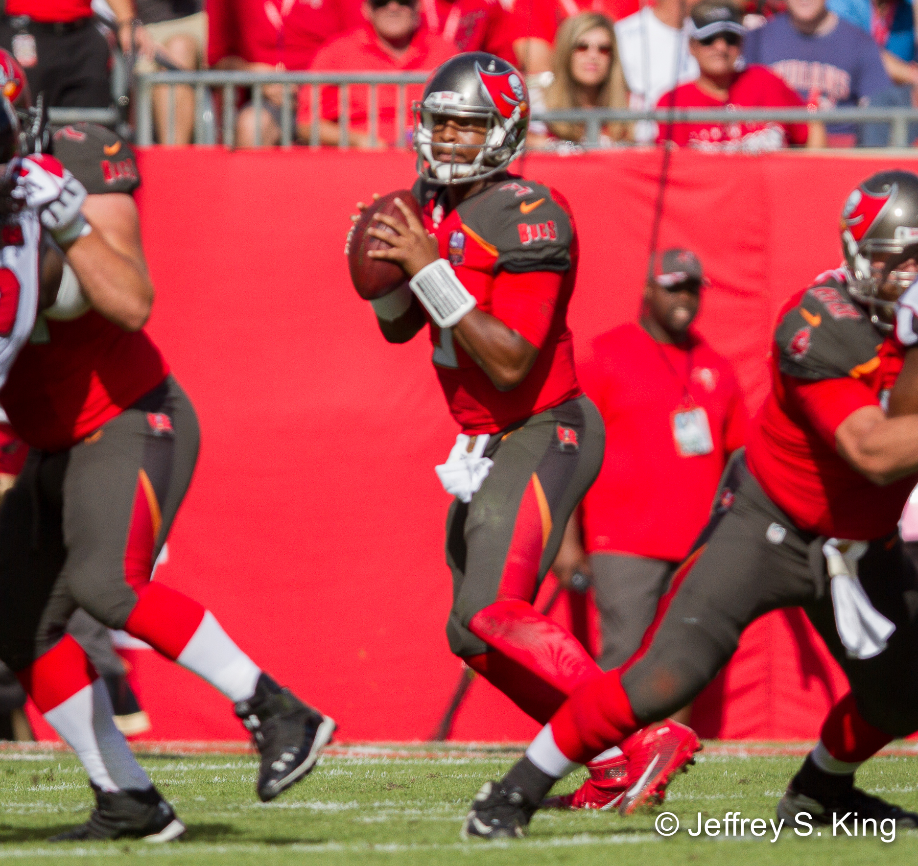 Winston hopes to emulate the growth of other NFL quarterbacks in Year Two.