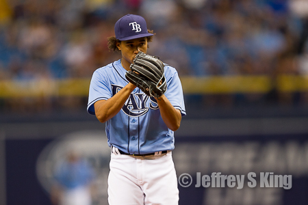 Archer has a 7/20 era after two starts.