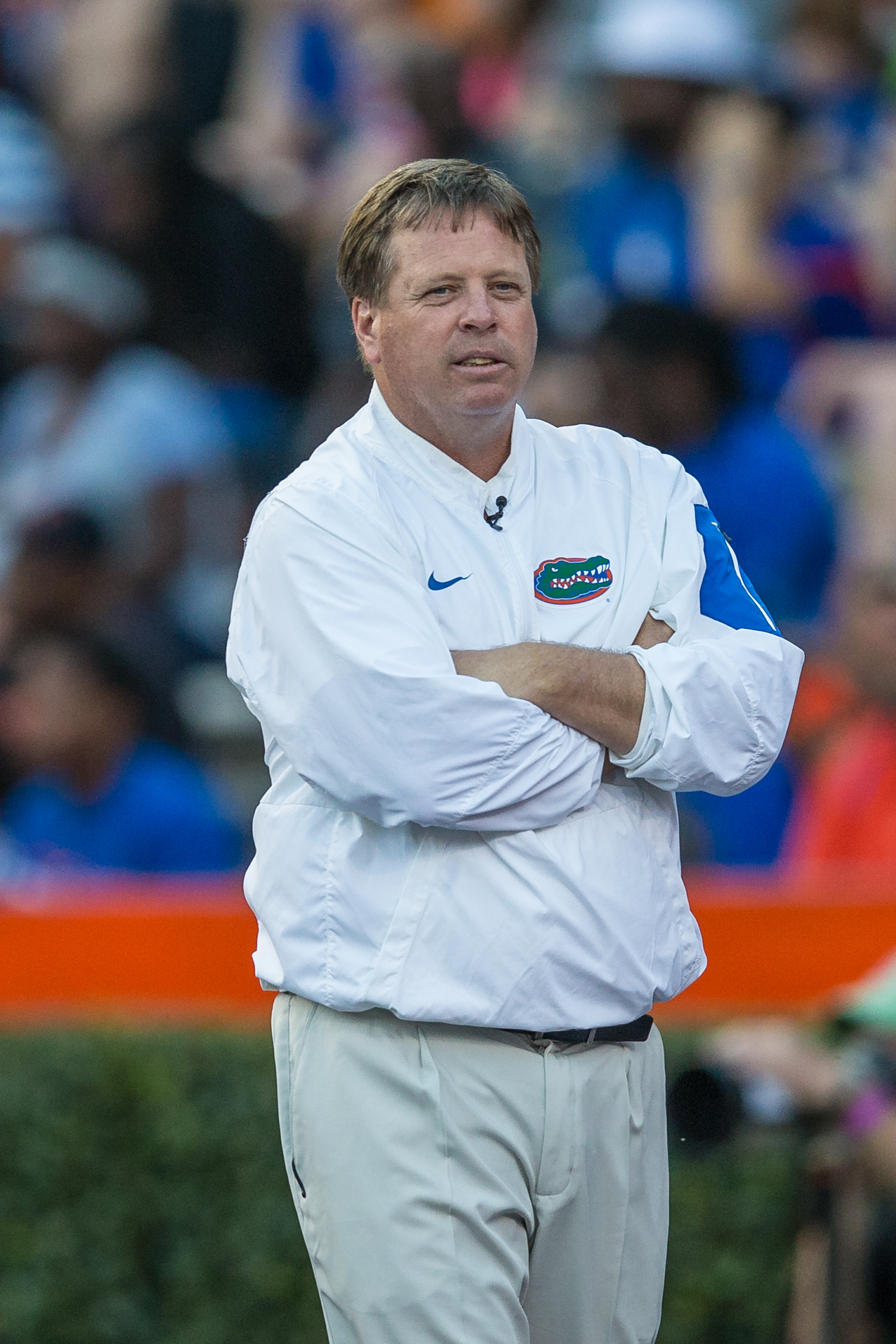 If the Gators beat Alabama Saturday, should they be in the playoffs?/TRAVIS PENDERGRASS