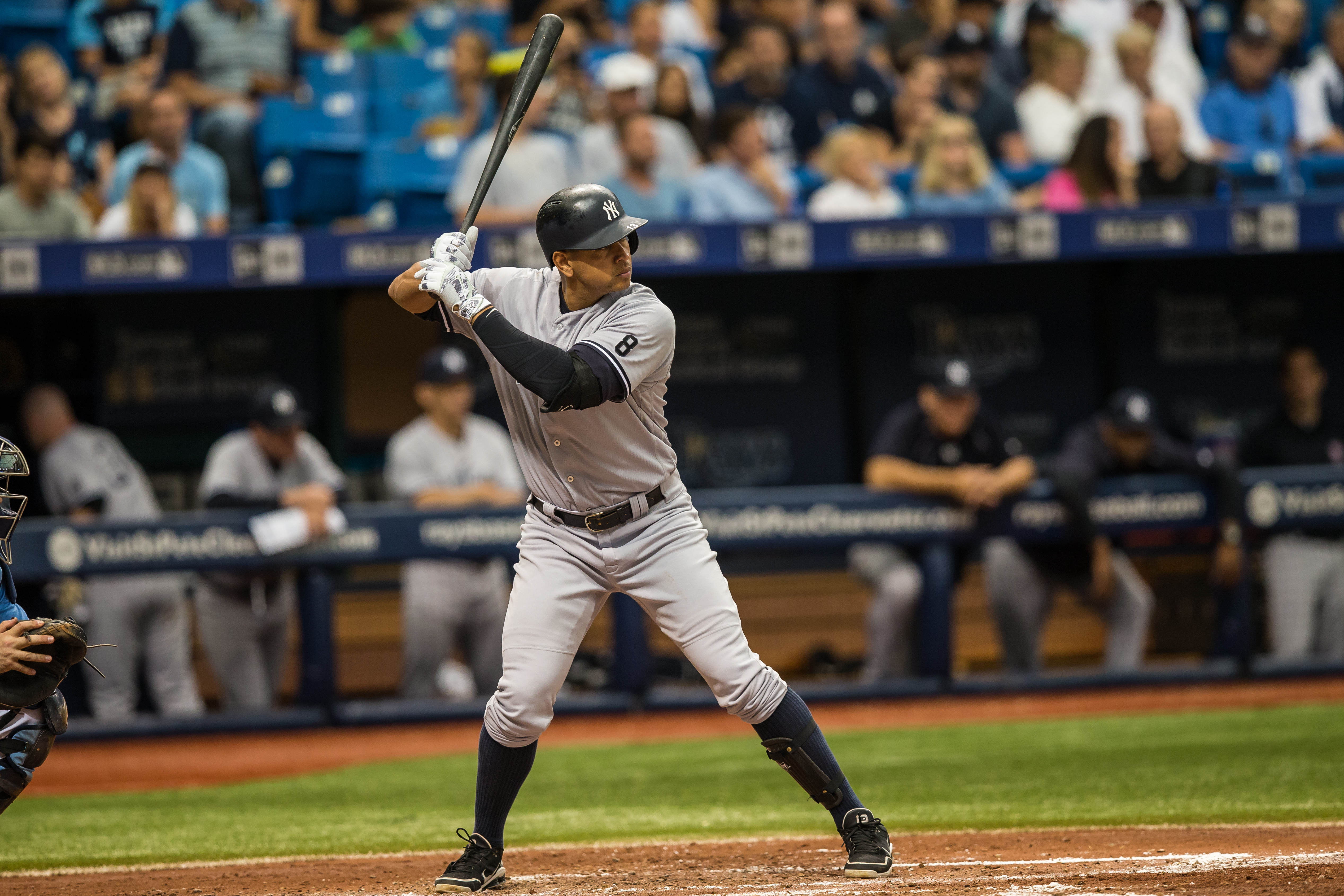 How much would A-Rod have been loved if he would have allowed it?TRAVIS PENDERGRASS