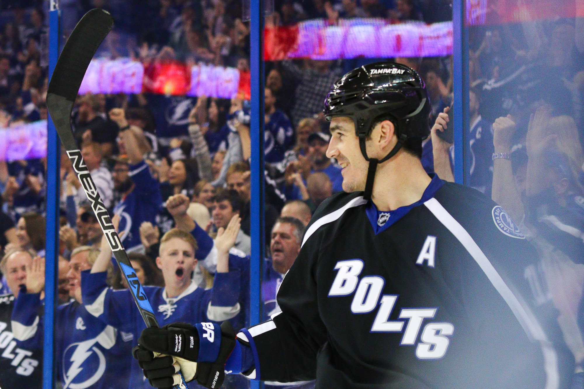 Boyle has become a dependable scorer for Bolts./ANDREW J. KRAMER