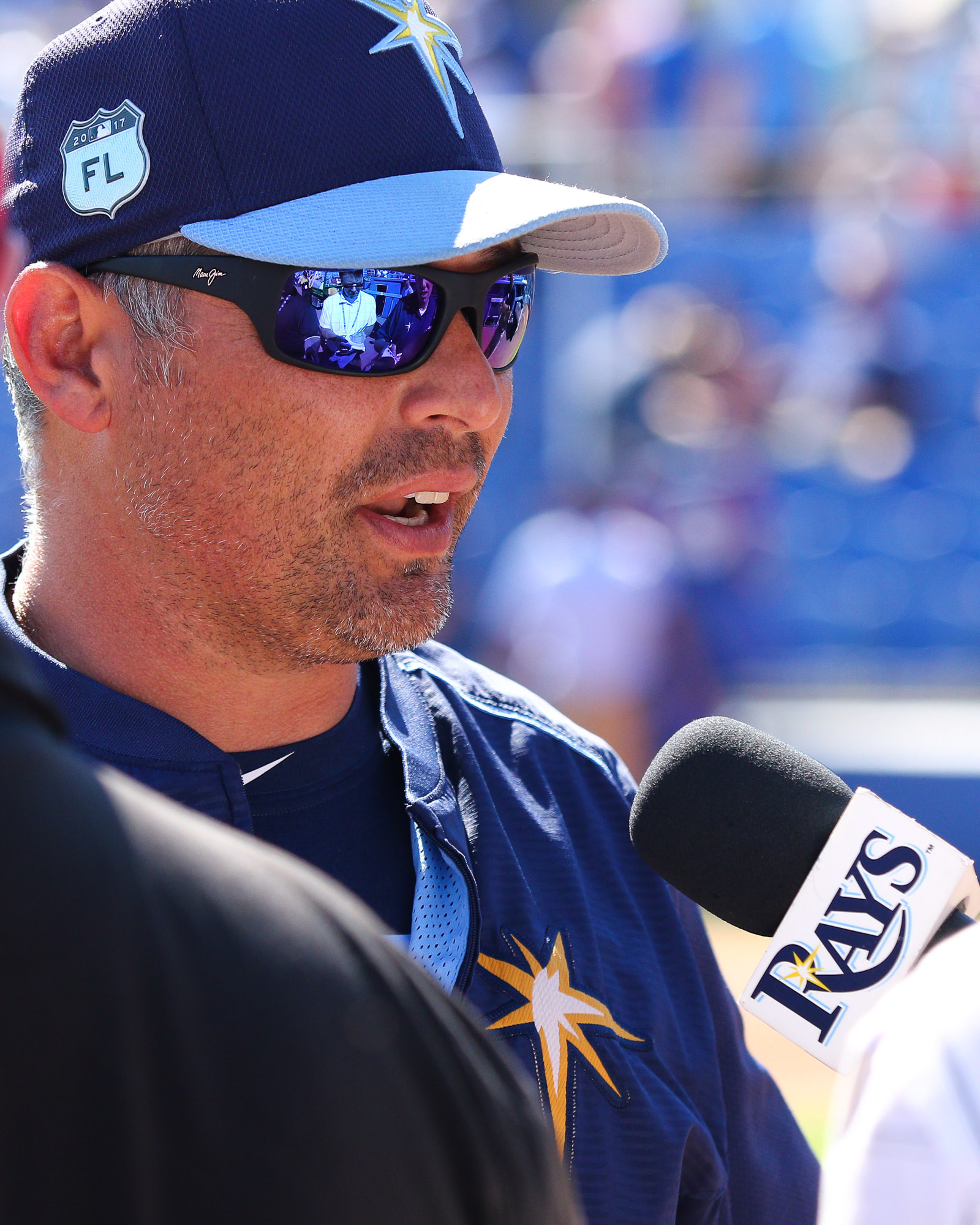 Cash already is second among Rays' managers. ANDREW J. KRAMER