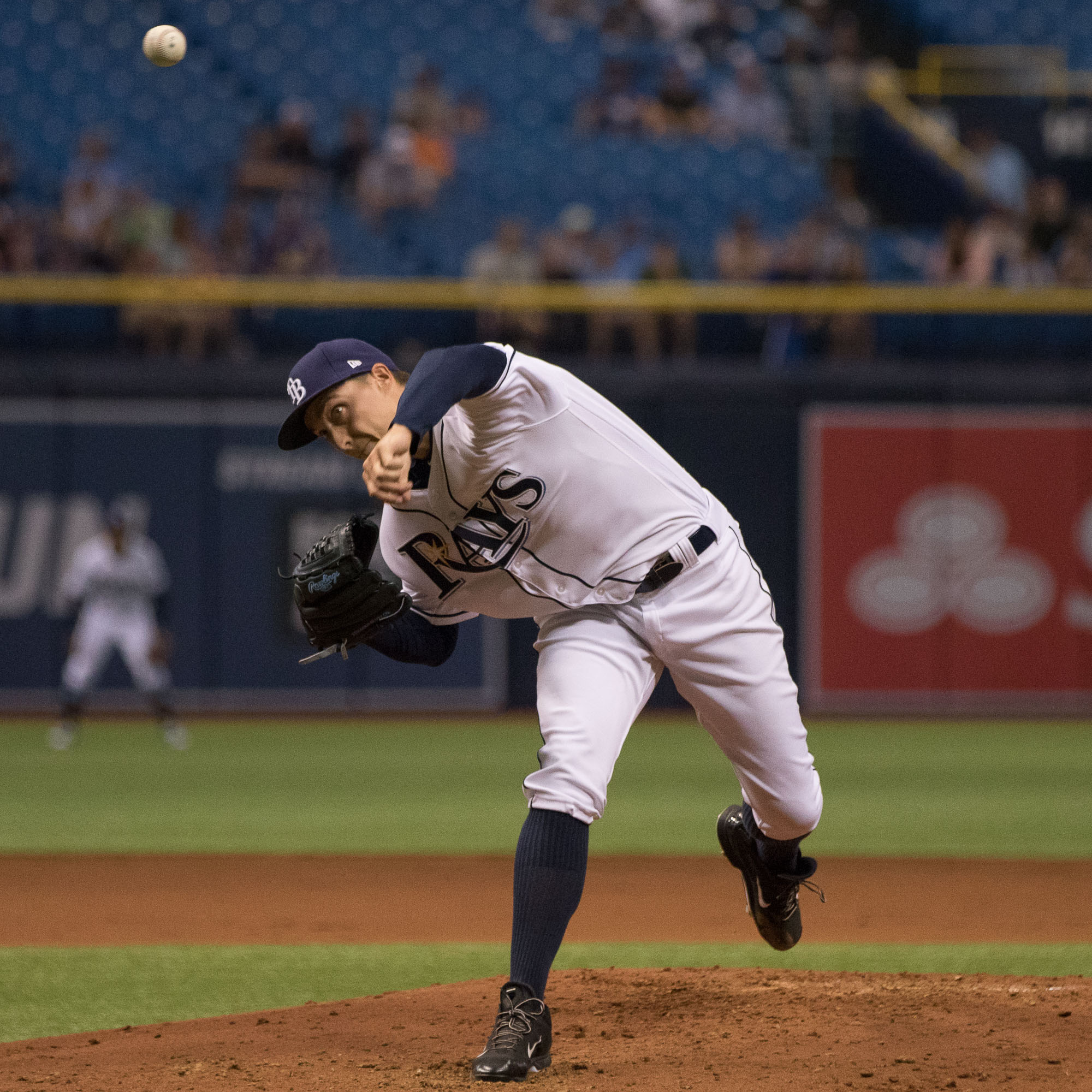 Blake Snell will try to find himself in the minors./Steven Muncie