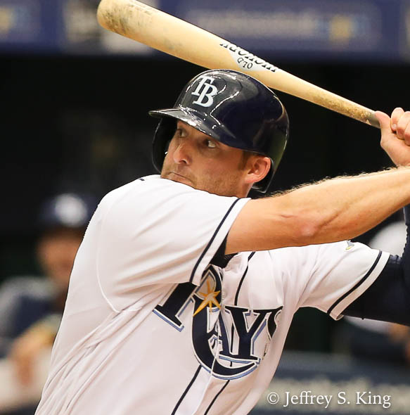 Brad Miller had three hits to get above .200./JEFFREY S. KING