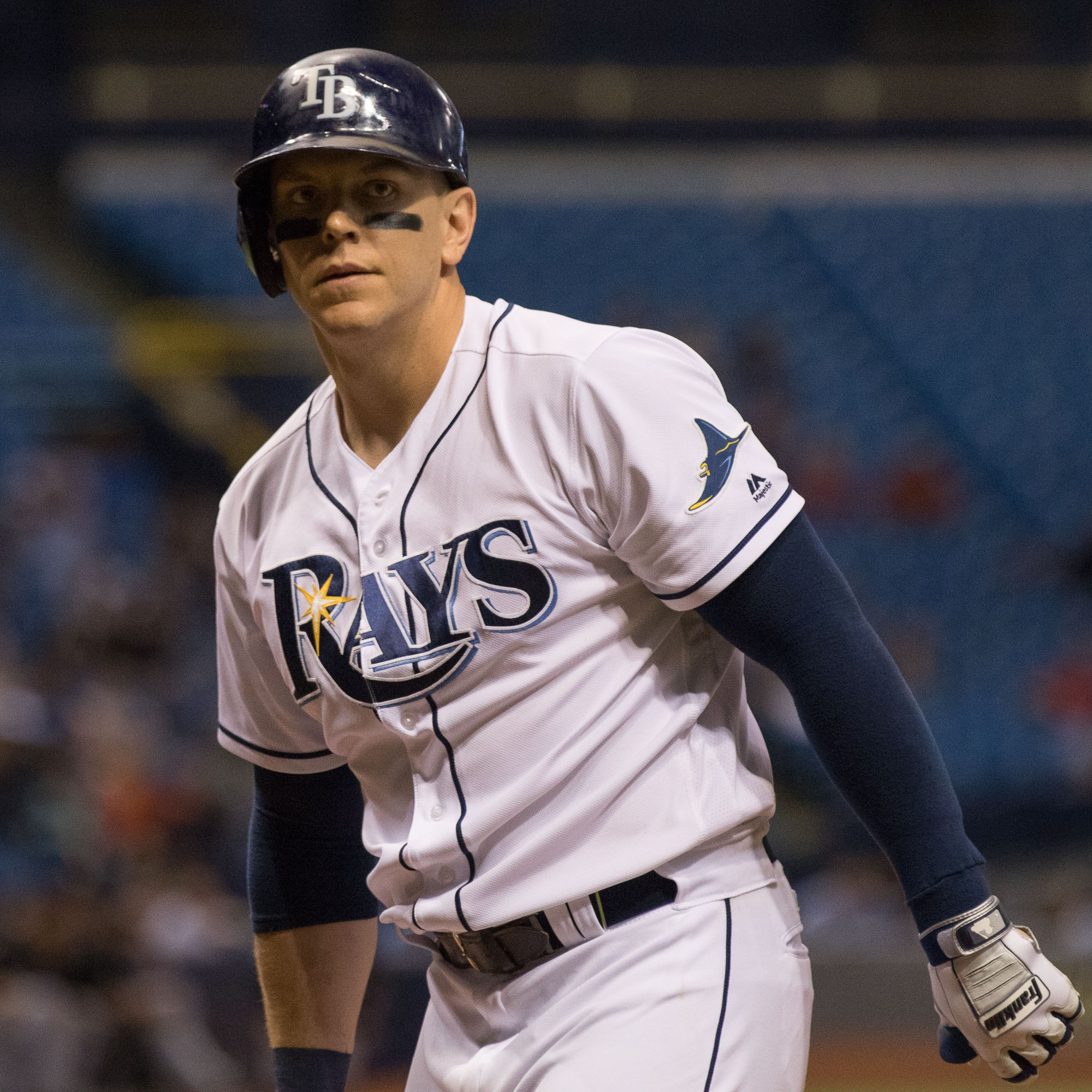Corey Dickerson had two more hits for the Rays./STEVEN MUNCIE