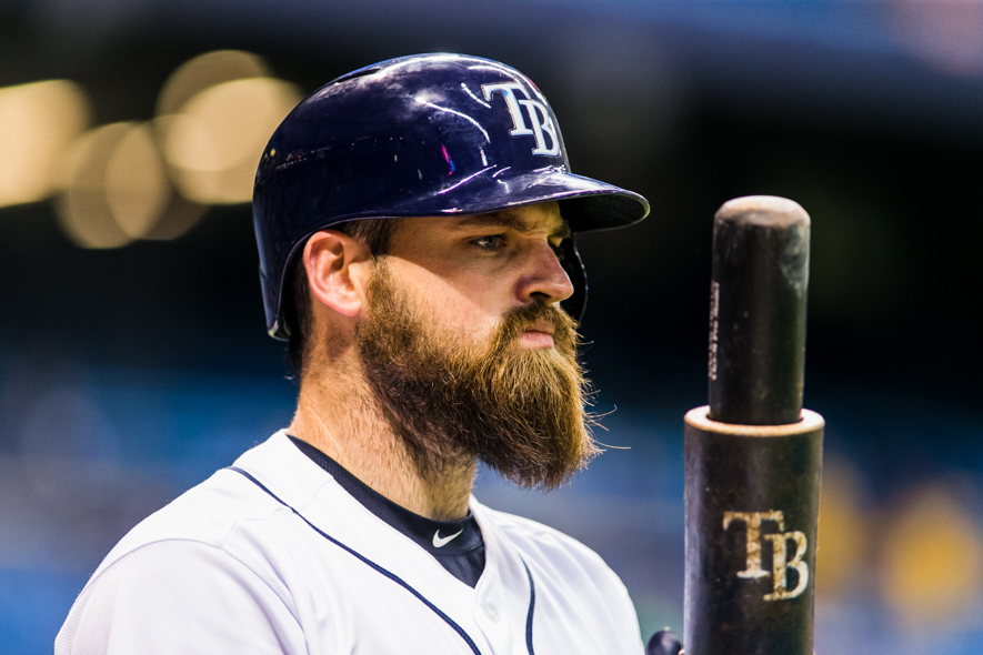 Norris led the Rays to their win over the White Sox./CARMEN MANDATO