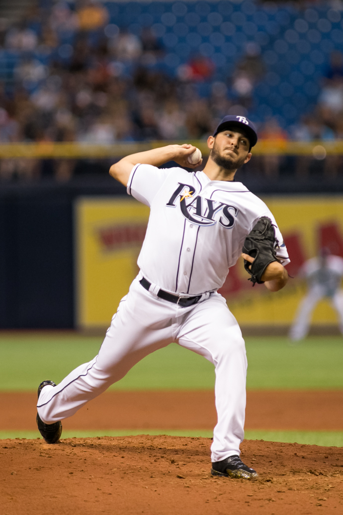 Faria was at his best against Tigers./CARMEN MANDATO