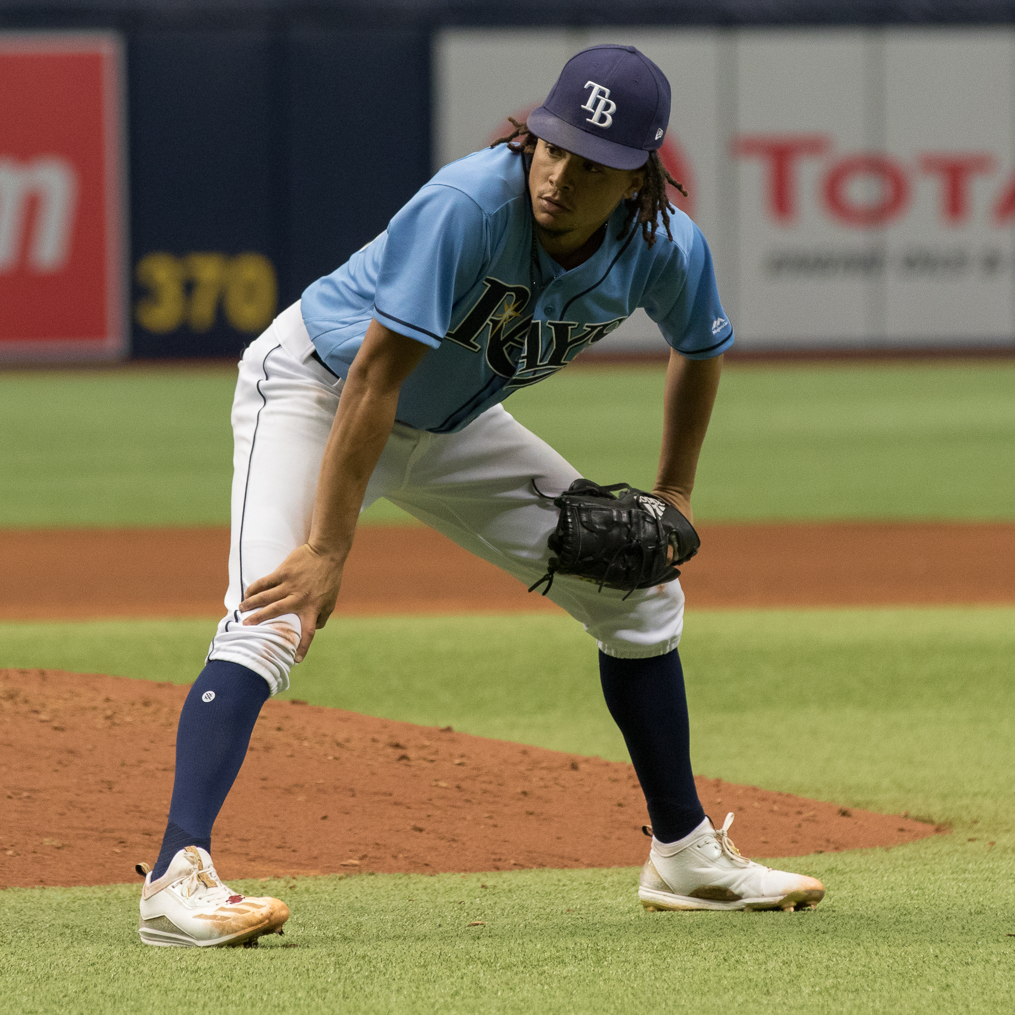 Chris Archer gave the Rays another quality start../STEVEN MUNCIE