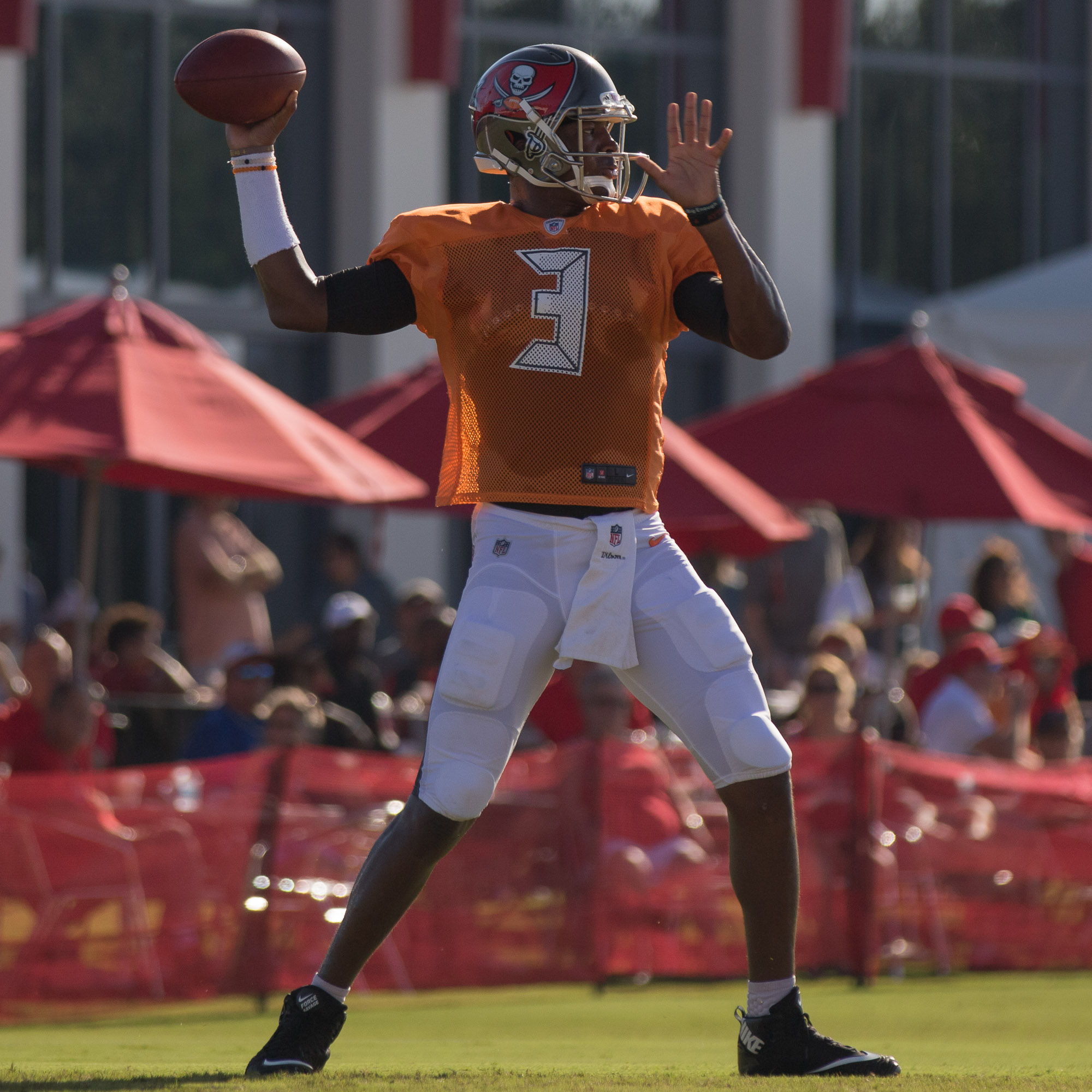 Jameis Winston has carried the load for Bucs./STEVEN MUNCIE