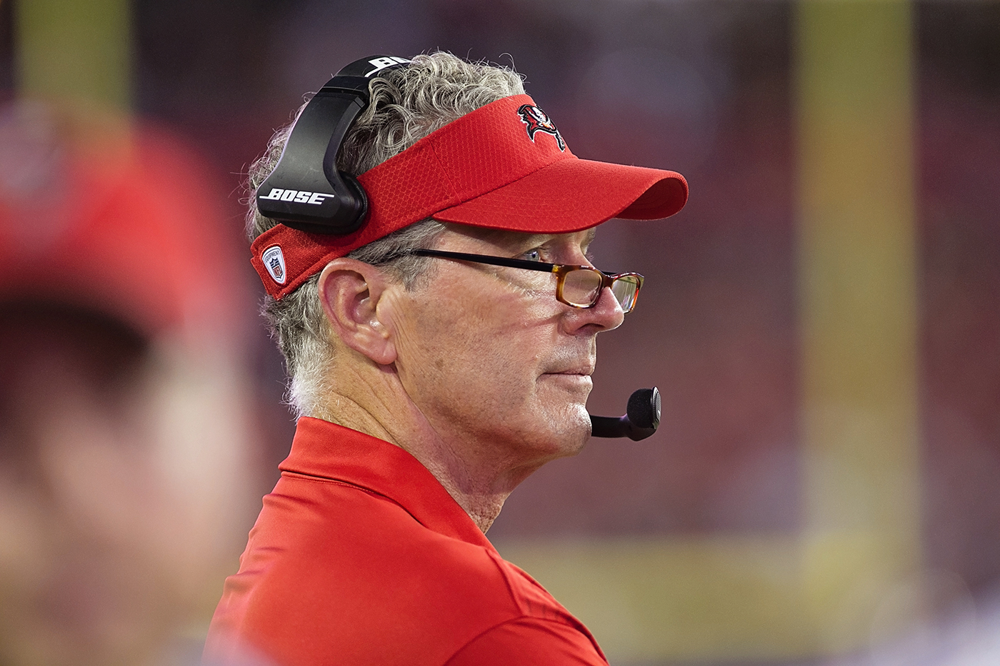 Koetter has to look to the second week of the season./CARMEN MANDATO