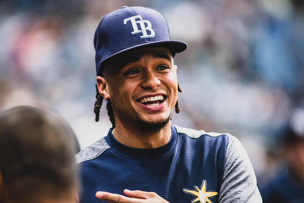 Rays will depend on Archer to finish strong./CARMEN MANDATO