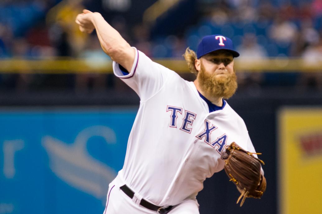 Andrew Cashner tamed the Astros./CARMEN MANDOTO