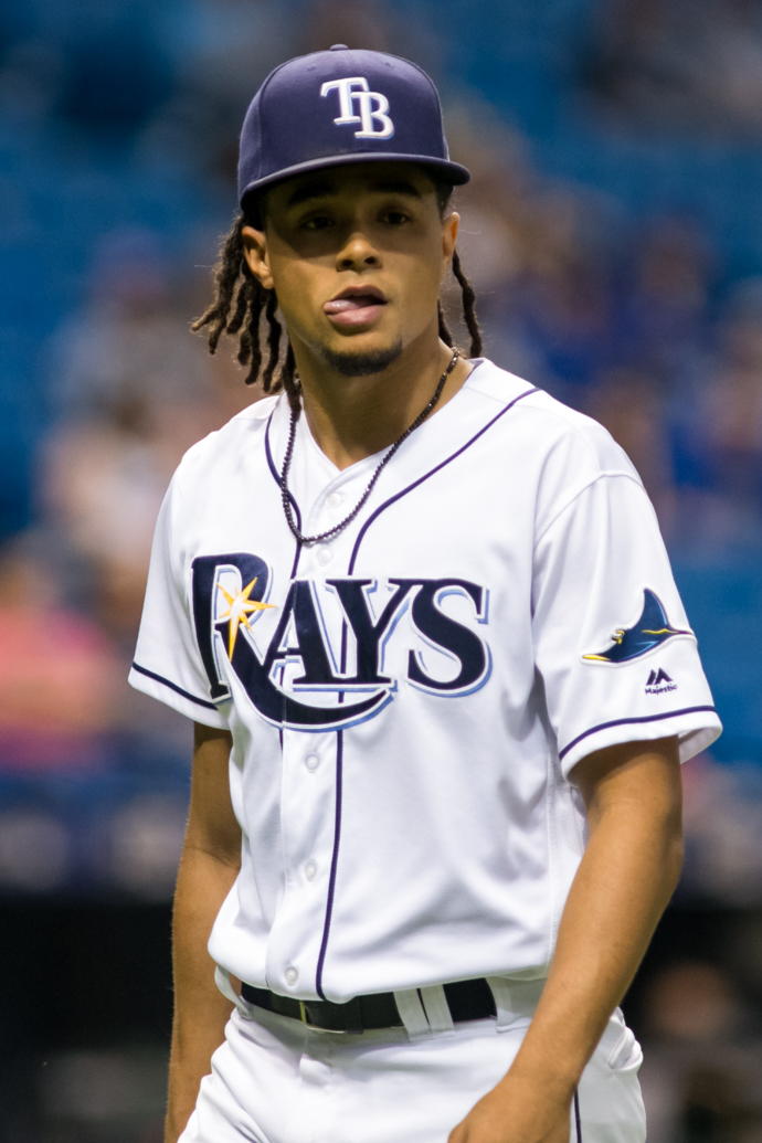 Should the Rays deal Archer today?/CARMEN MANDATO