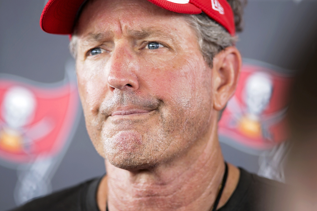 Koetter needs to see better from his team./CARMEN MANDATO