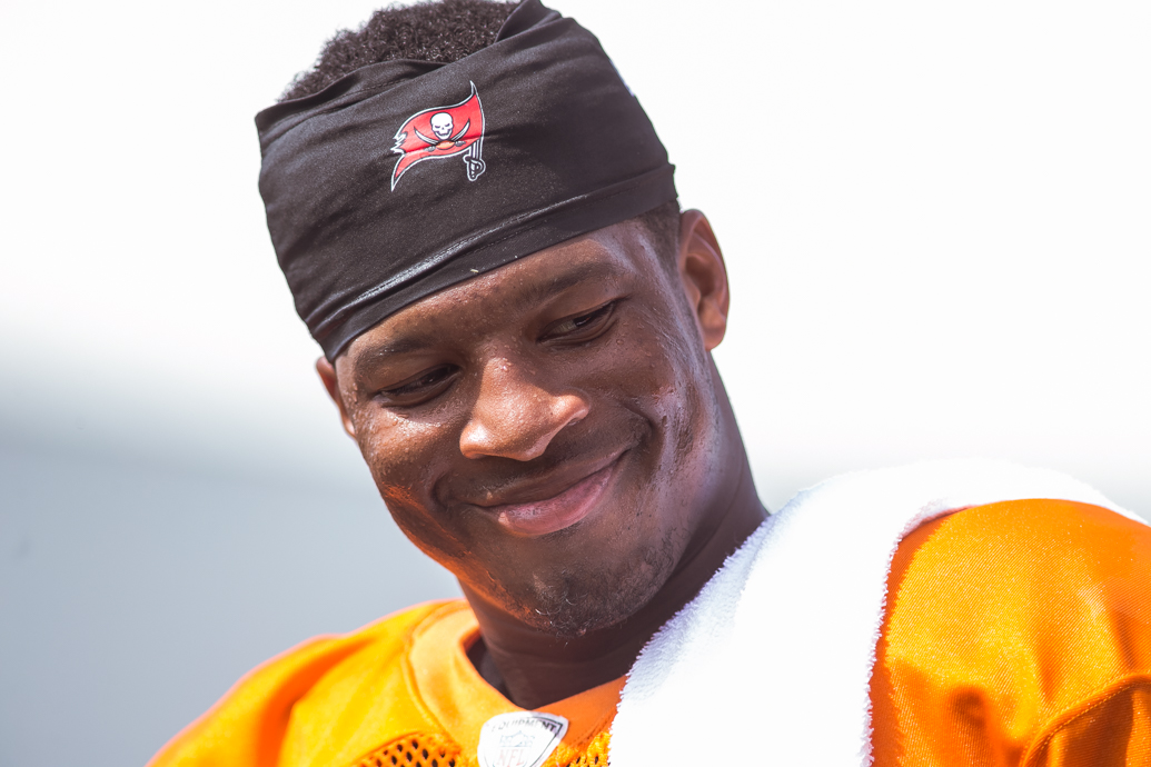 Winston remains a work in progress for the Bucs./CARMEN MANDATO
