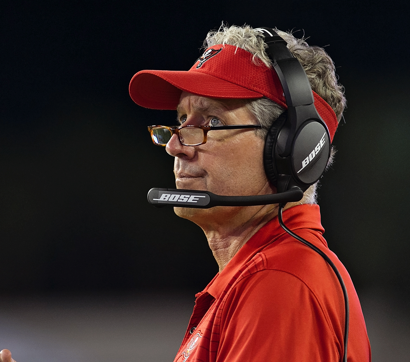 Koetter admits his team wasn't ready to play./CARMEN MANDATO