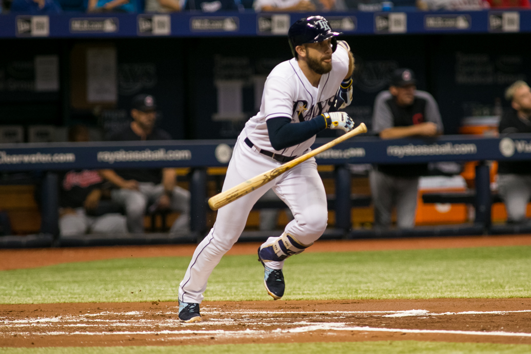 Some of his stats are down, but Longoria is winning more./CARMEN MANDATO