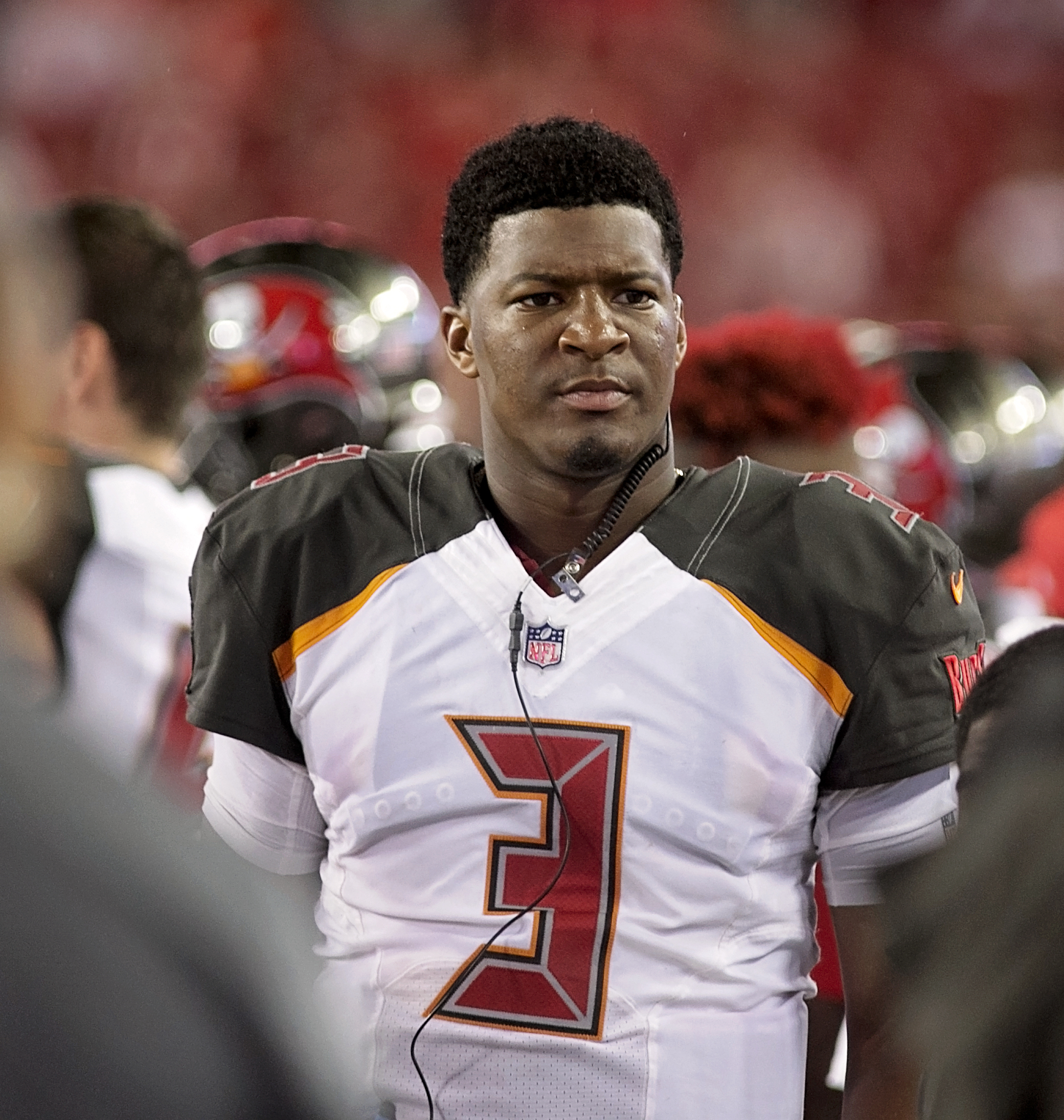 Winston has led his team to only one touchdown./CARMEN MANDATO