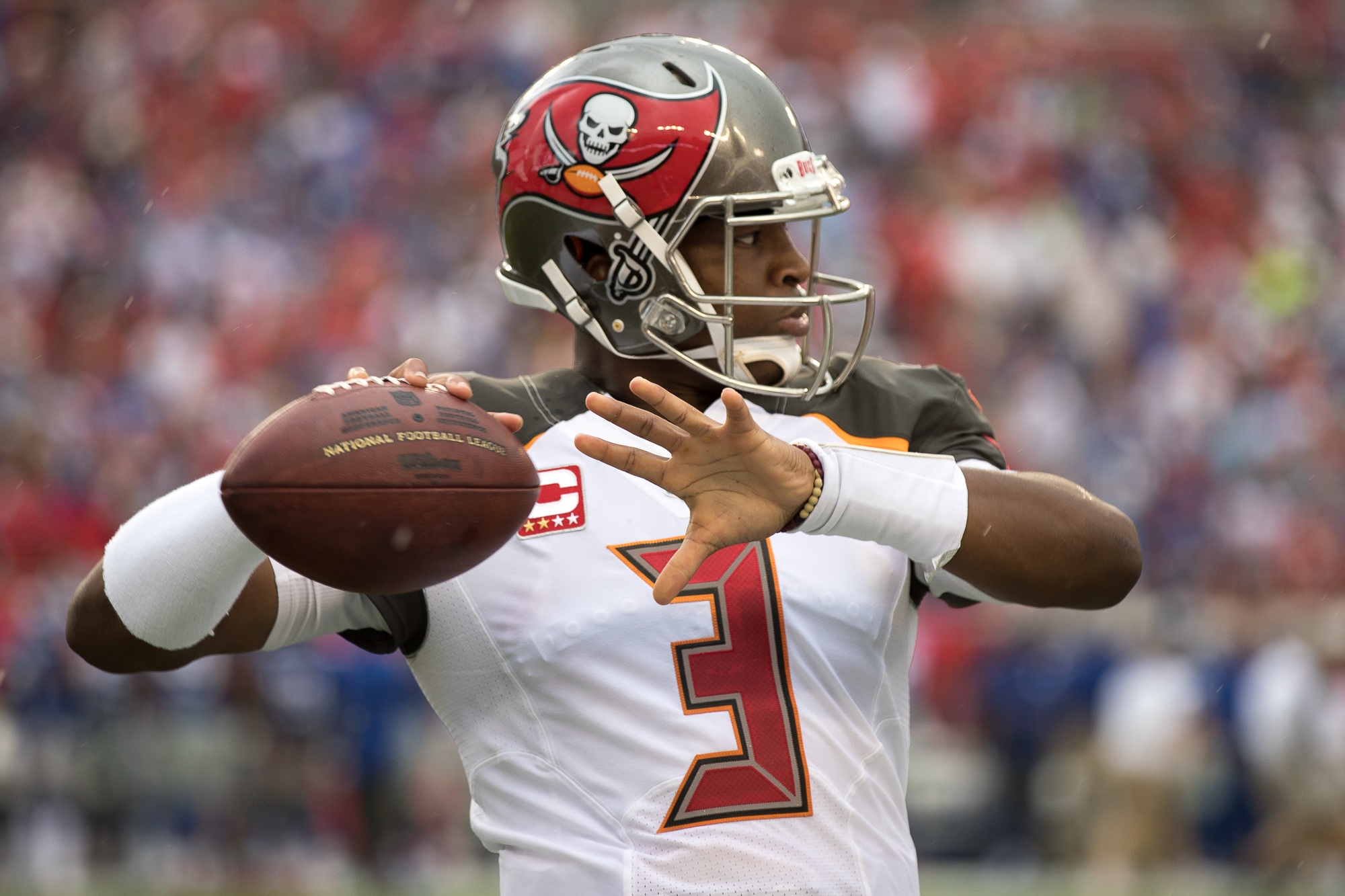 Can Jameis Winston lead his team to an upset victory?/STEVEN MUNCIE