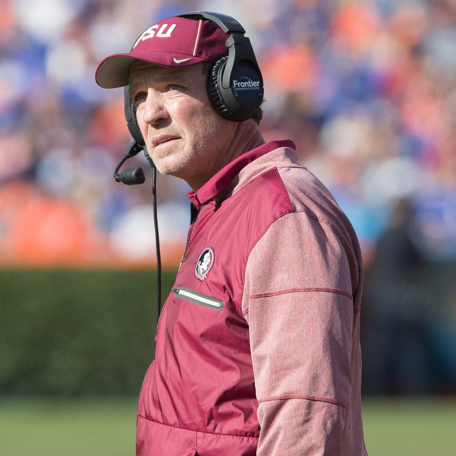 FSU fans are unlikely to pull for Fisher./STEVEN MUNCIE