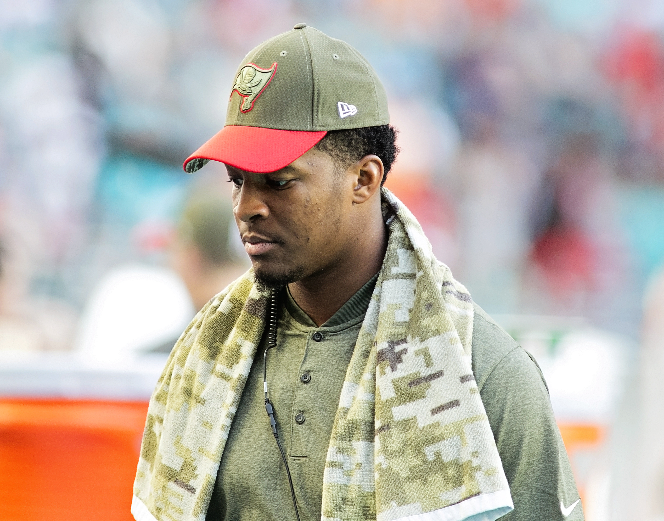 Winston could return to the lineup this week./CARMEN MANDAT0