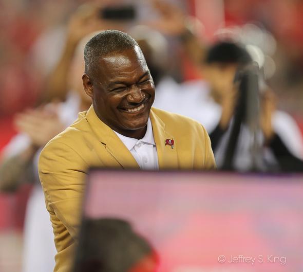 Brooks has 11 Pro Bowl appearances./JEFFREY S. KING