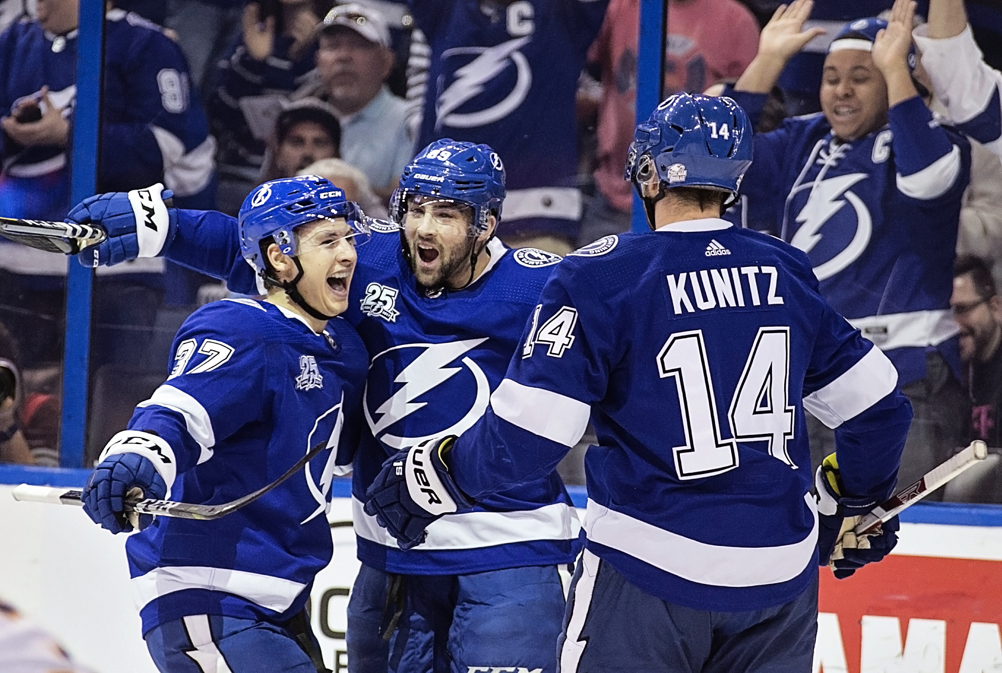 Conacher scored the game-winner in overtime./CARMEN MANDATO