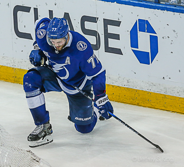 Hedman has to help stabilize the defense./JEFFREY S. KING
