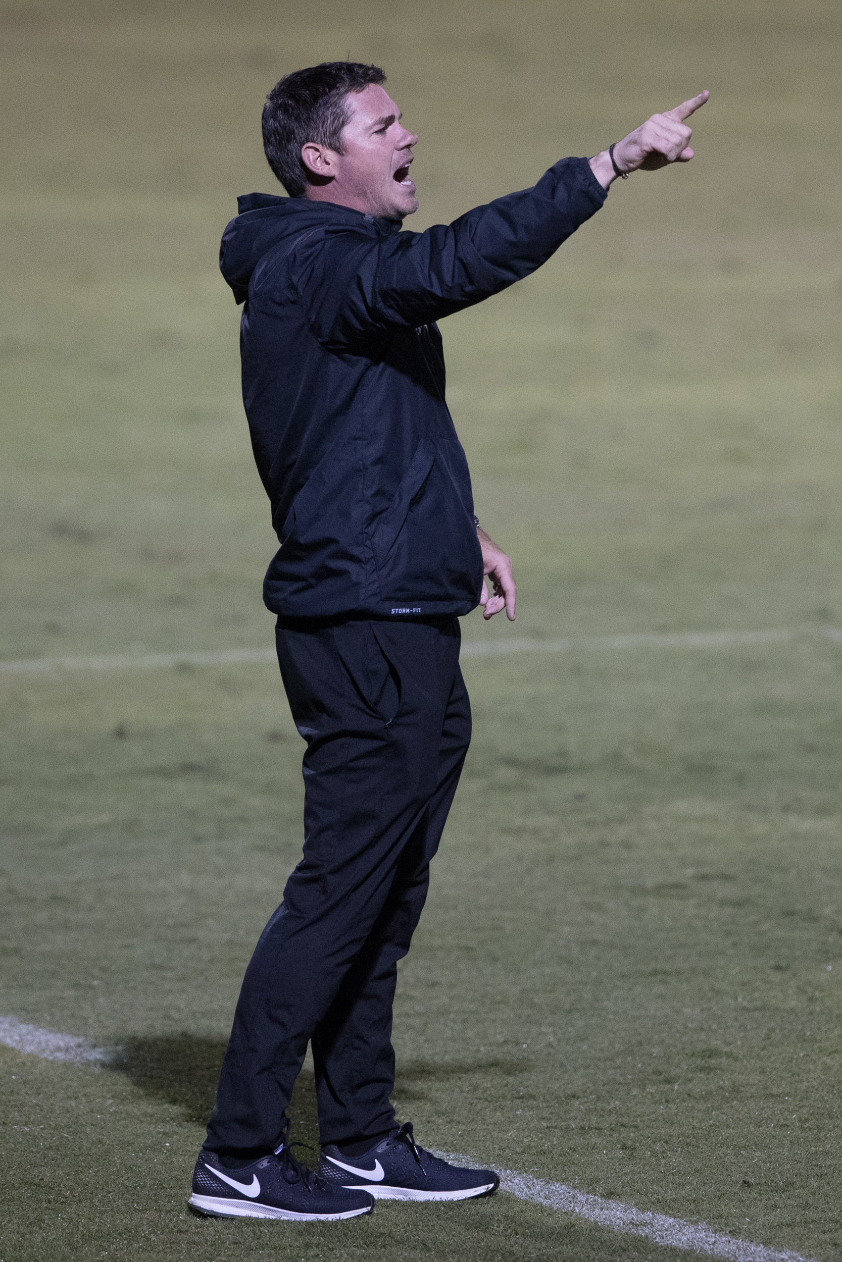Rowdies' coach Stuart Campbell is ready for the season../STEVEN MUNCIE
