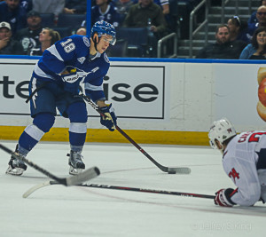 Palat scores for the Bolts./JEFFREY S. KING