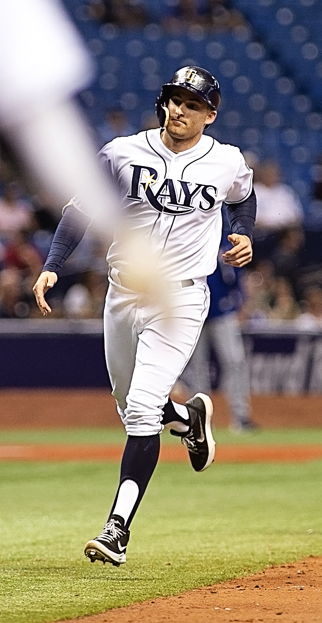 Brad Miller clinched with win with a two-run homer./CARMEN MANDATO