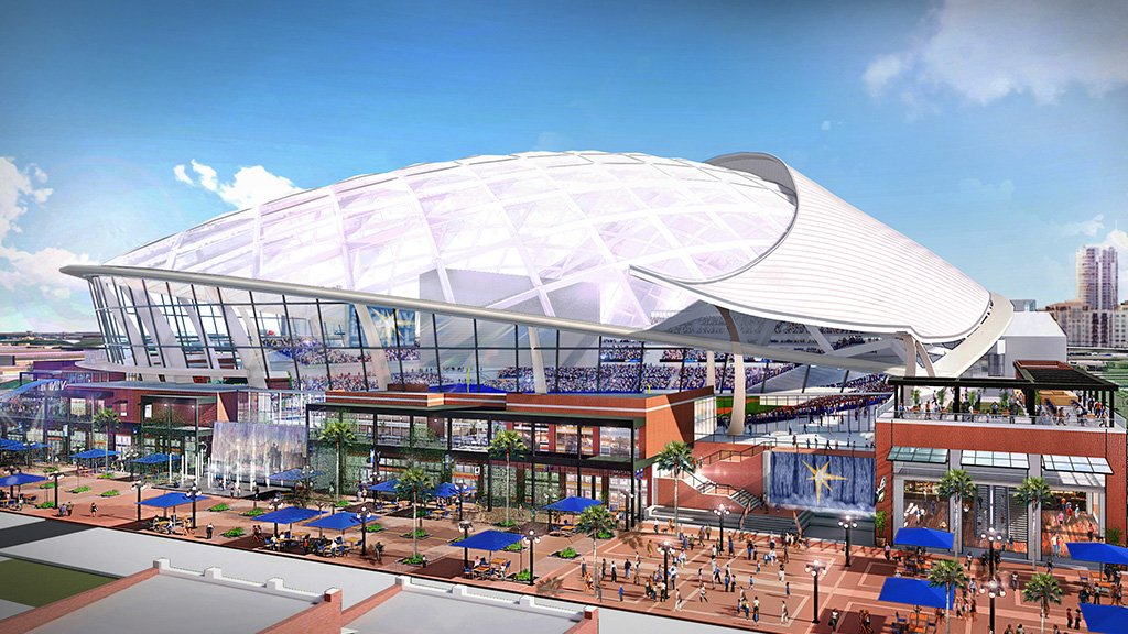 Can someone pay for an $892 million ballpark?