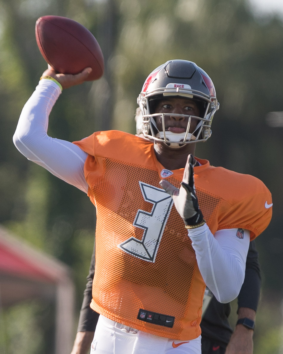 Jameis Winston has to come back strong./STEVEN MUNCIE