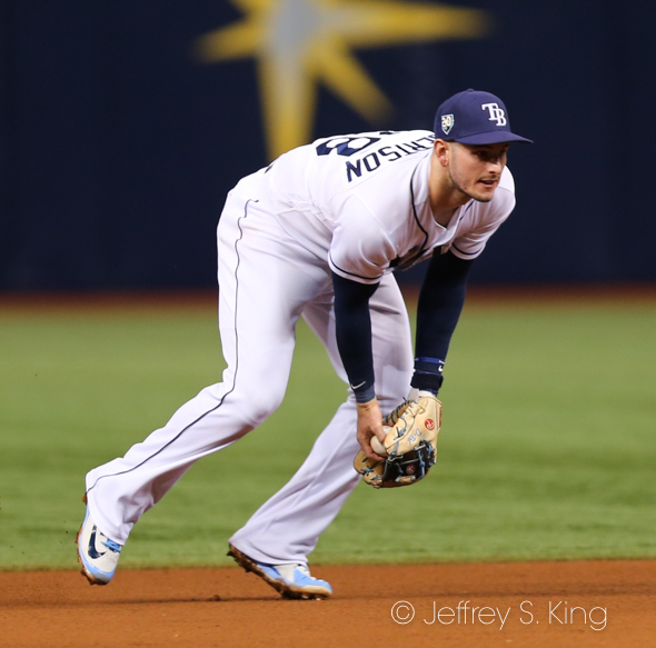 Robertson seems headed to the disabled list./JEFFREY S. KING