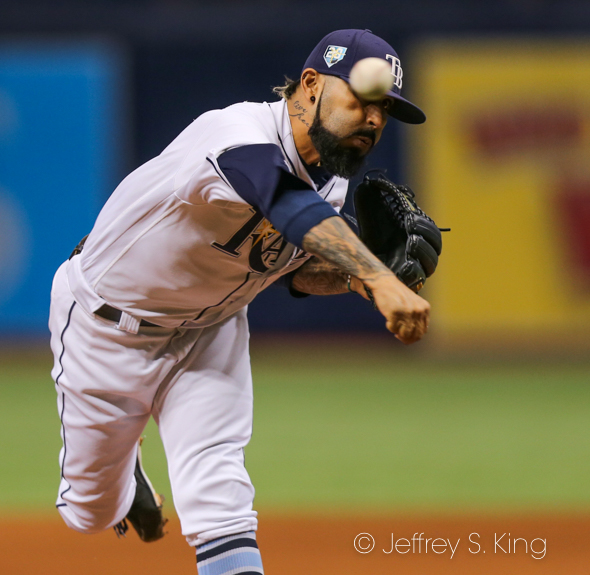 Romo got his 15th save./JEFFREY S. KING