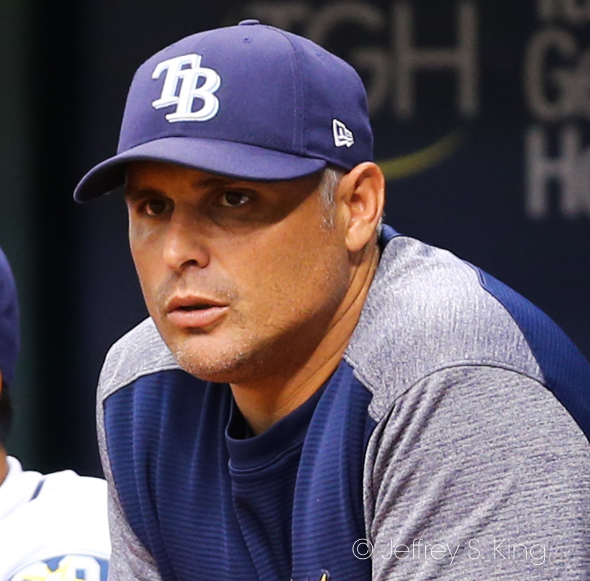 Could Cash be a manager of the year candidate?./JEFFREY S. KING