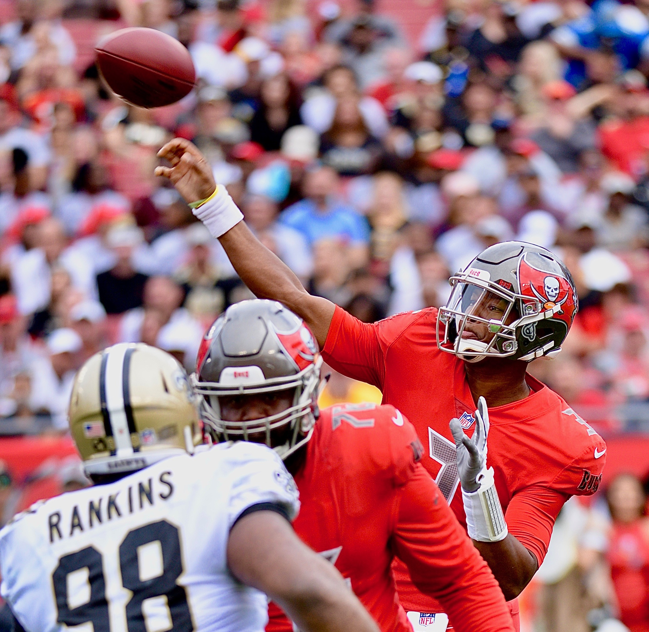 Looking Back At The Bucs' Loss To The Saints