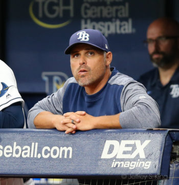 16-manager-kevin-cash-looks-up-at-the-scoreboard-with-the-rays-down-7-1-2412-e1566271231248
